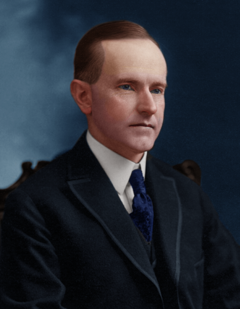 Calvin Coolidge, 30th President of the United States, 1923-1929