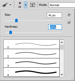 Step 2 - Set Hardness to 10%.png
