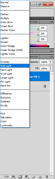 Step 5 - Select Soft Light Layer.png