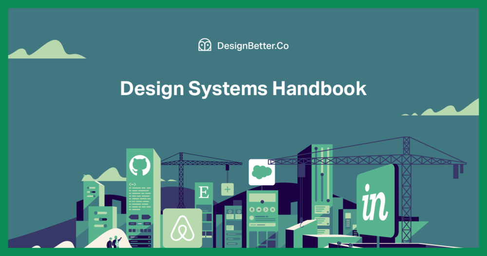 DesignBetter.co - I used the Design Systems Handbook to understand the research, creation, implementation of a design system.Link: Website