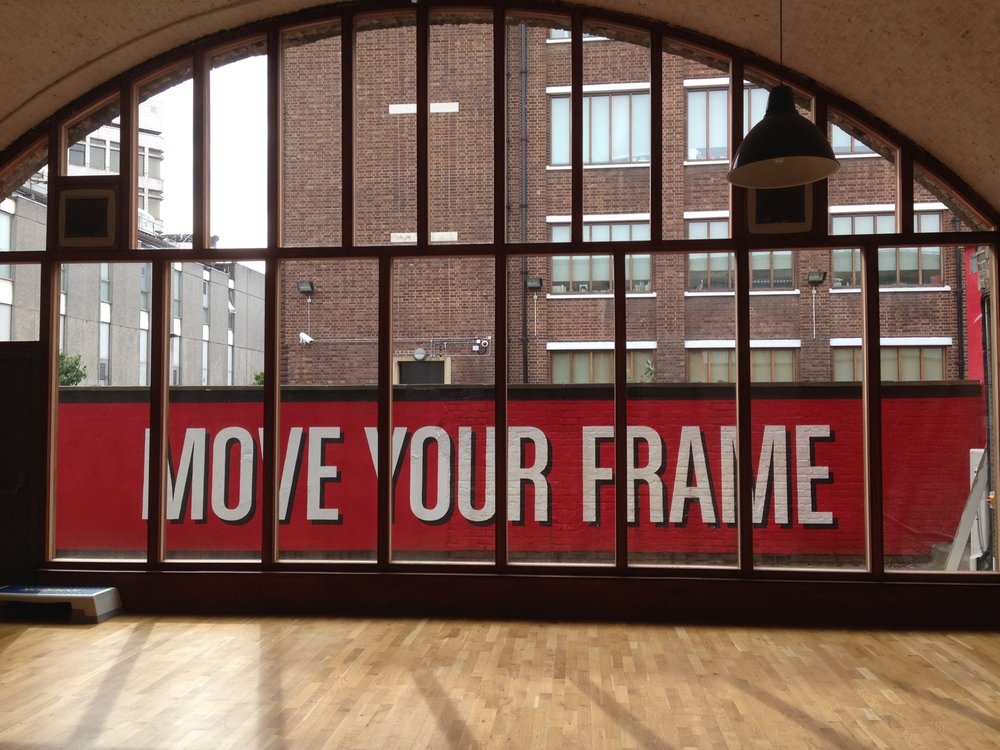 Frame, Various locations -  https://www.moveyourframe.com/   Frame is such good fun. With a variety of locations from Fitzrovia to Farringdon, Frame has a timetable of dance, Vinyasa, Restorative and many more. With hundreds of props and Lulu Lemon anti-slip mats, the studios are every yogini's dream. Yin at Shoreditch is a personal favourite, allowing the students to work into their connective tissues and joints rather than focusing on stretching the muscles; a great studio to enjoy these more restorative classes, they have everything!
