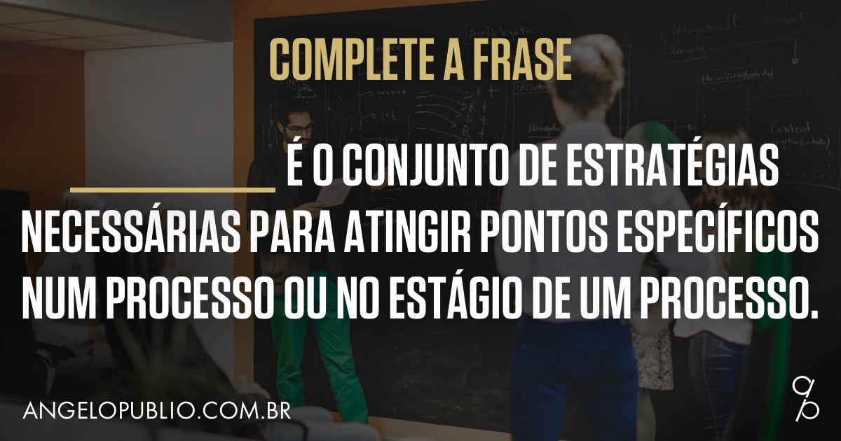 Complete a frase - Gameplay