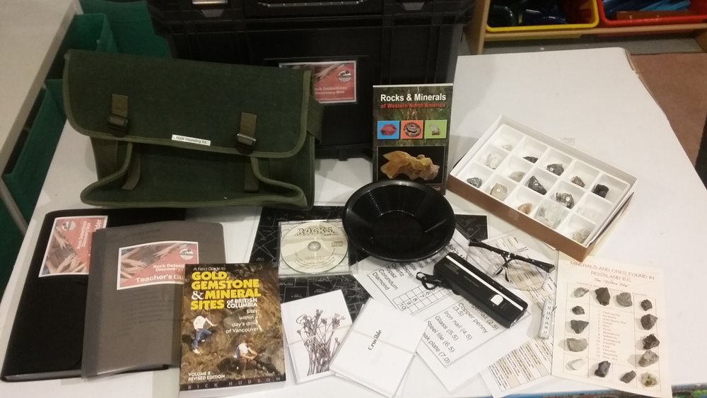 Rock Detectives Discovery Kit
