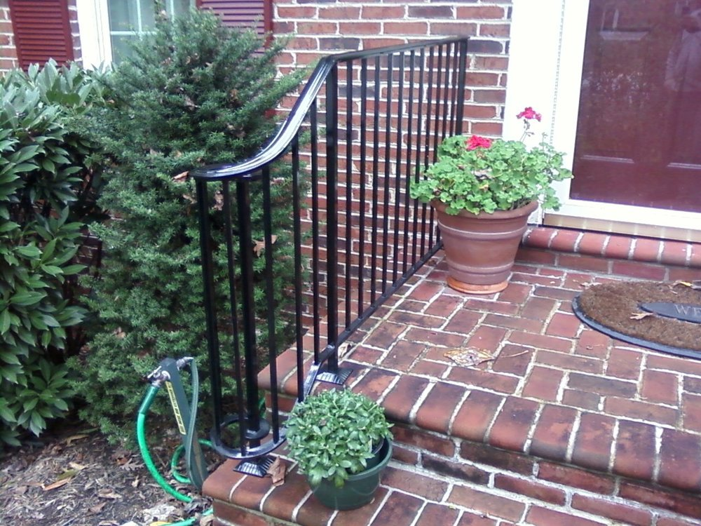 Past Project # 90 - Front rail with velute.JPG