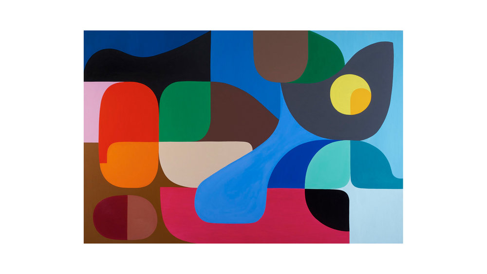 Funky Town  2017, Stephen Ormandy