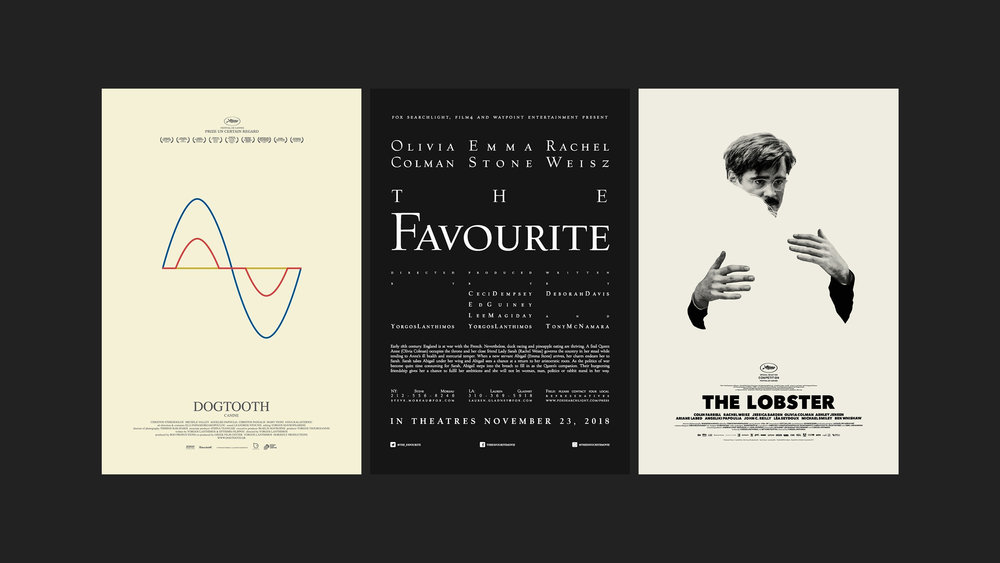 2.  How to Capture the Feeling of a Movie in a Single Font