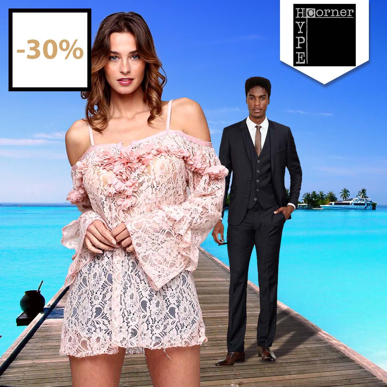 ceaec4b7d2b3e1 Venez vous habiller chez HYPE CORNER et profitez de 30% de remise sur toute  la boutique ! — NOS PROMOTIONS | Profitez de promotions partout en ...