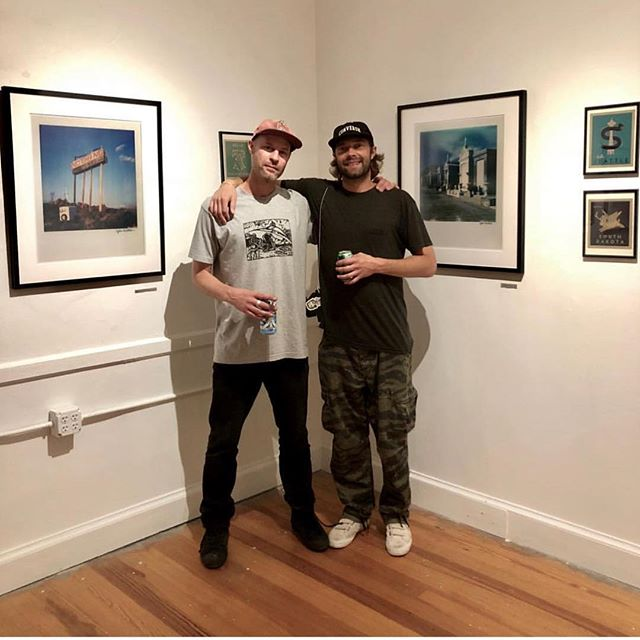 Massive thank you to everyone that came out to support the third stop of The Postcards And Polaroids Show last night @orchardshop - @extension.gallery Amazing times! See you in New Orleans @brickredgallery for stop number four during @photonola.festival 🎉❤️ - #postcardsandpolaroids #postcards #polaroids #artshow #orchardskateshop #extensiongallery #boston #kehd #massachusetts #newengland #polaroid #illustration #travel #photography #art #travelphotography #skateboarding #instantfilmsociety #filmphotographic