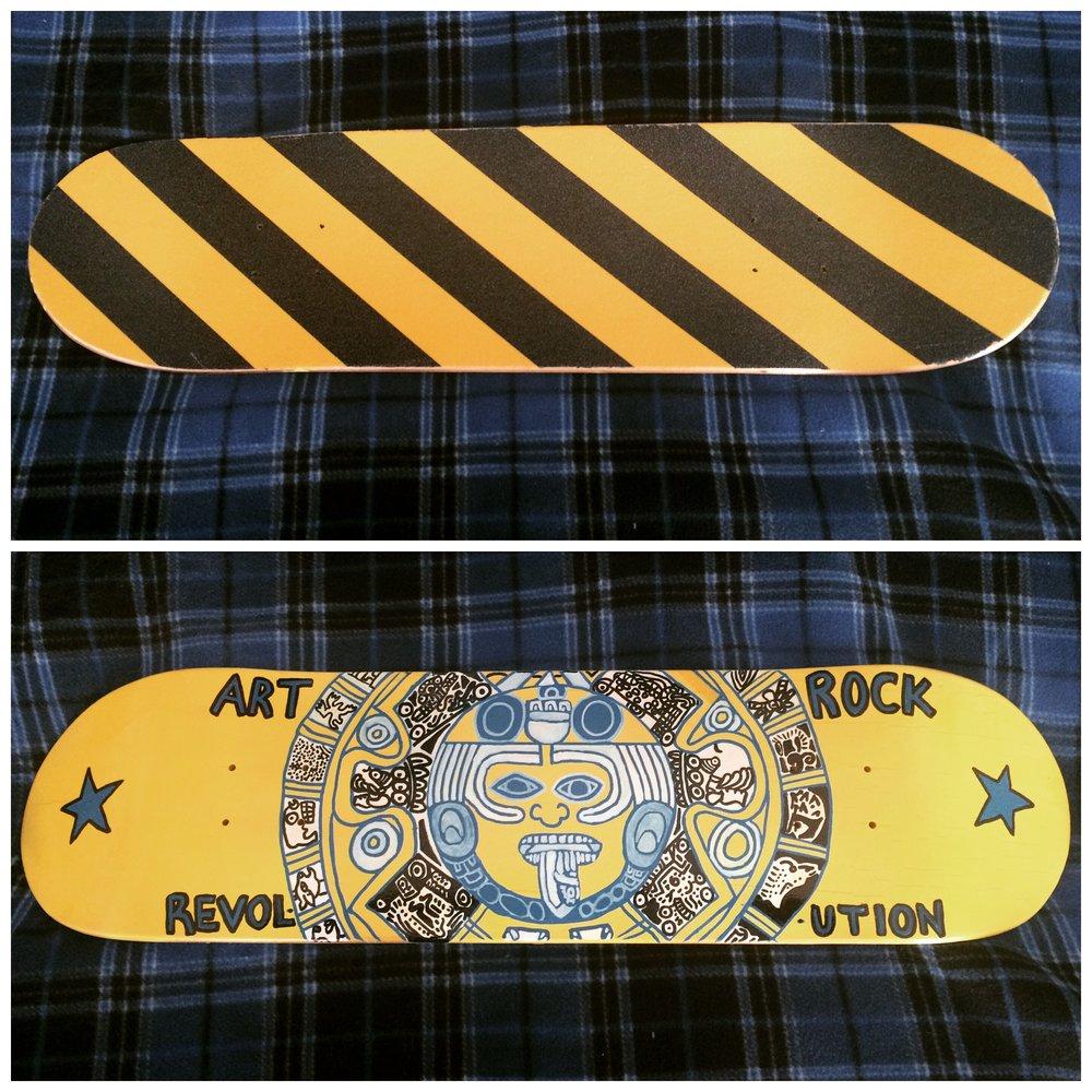 Art Rock & Revolution
