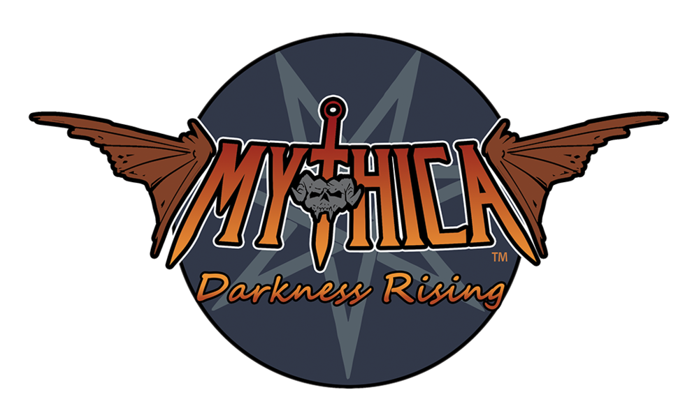Mythica: Darkness Rising collects the first 6 issues of Mythica, a sexy, action-packed thriller about demon hunting during World War 1. A Scottish soldier, a sultry super spy, and a host of other characters fight for their lives as they discover that demons and vampires are real and trying to kill them. Will they survive? - find out by donating to our kickstarter!