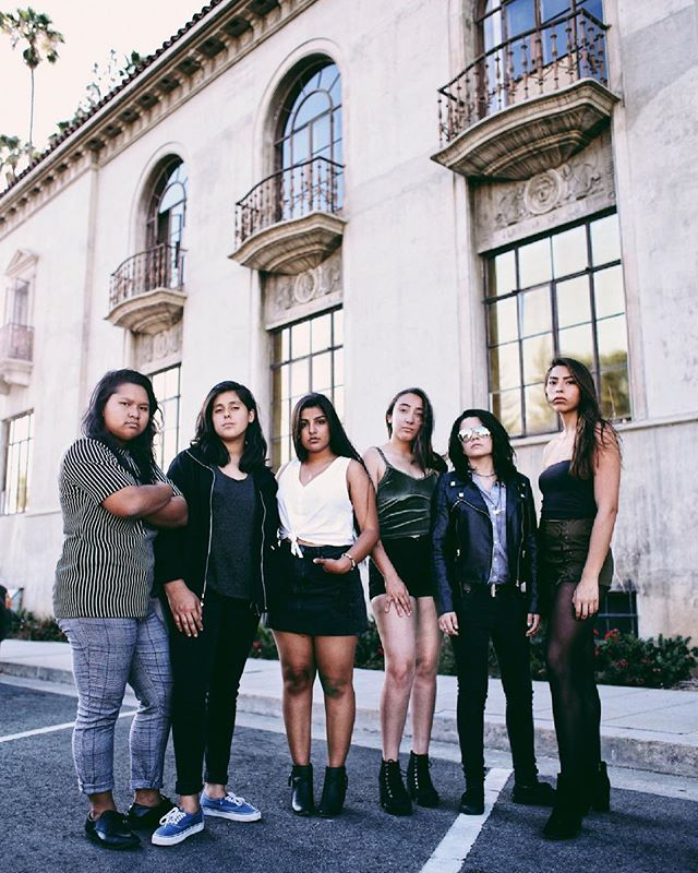 Free show! Yucaipa Autumn Festival Oct. 12th 2018 6pm Main Stage We will see you there✨ . . . #aitl #allgirlrockband #sanbernardino #inlandempire #fender #girlpower #talentedmusicians #fhfshow @ellentvshow @cityofyucaipa