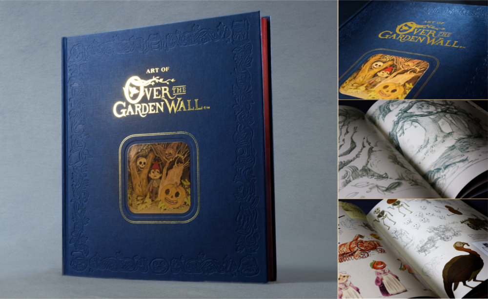 Art of Over The Garden Wall , Limited Edition