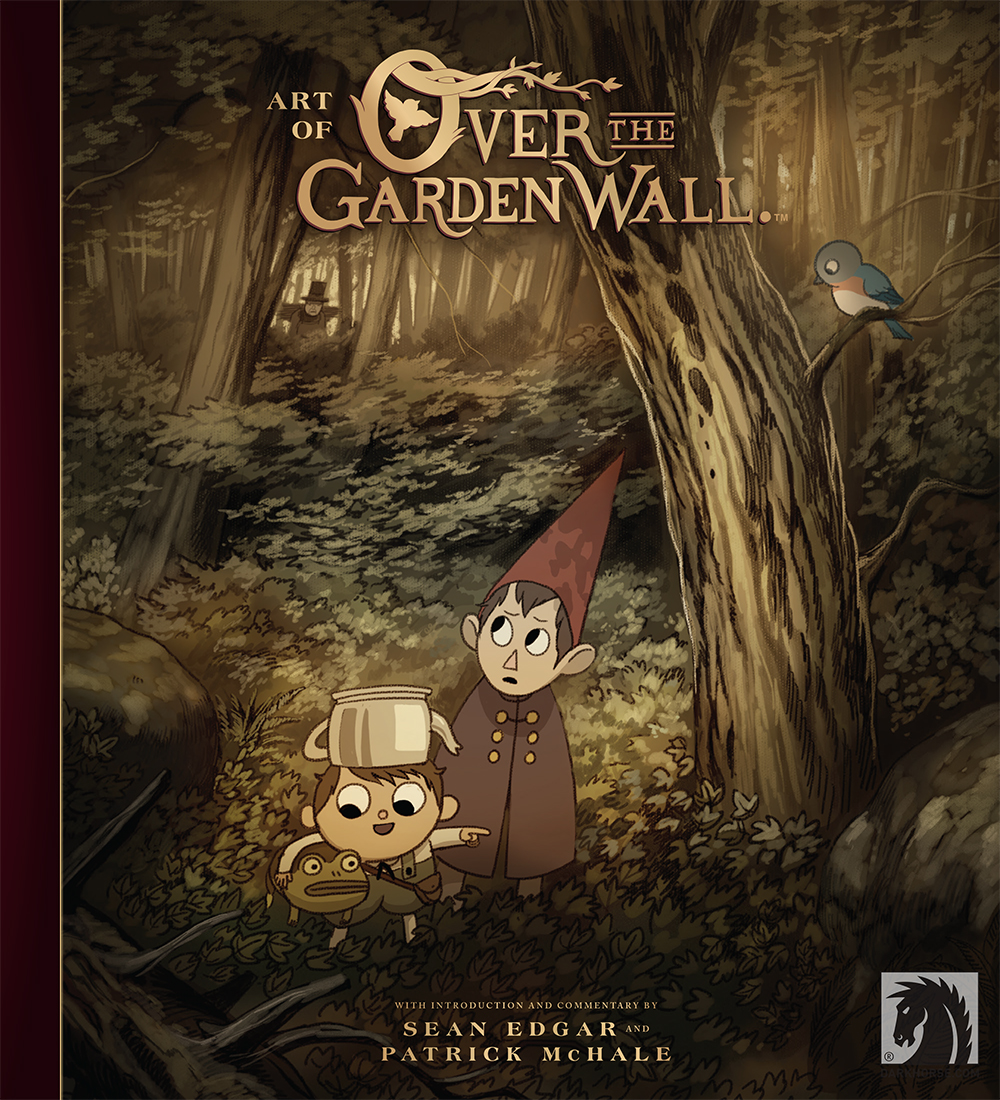 Art of Over The Garden Wall  Cover
