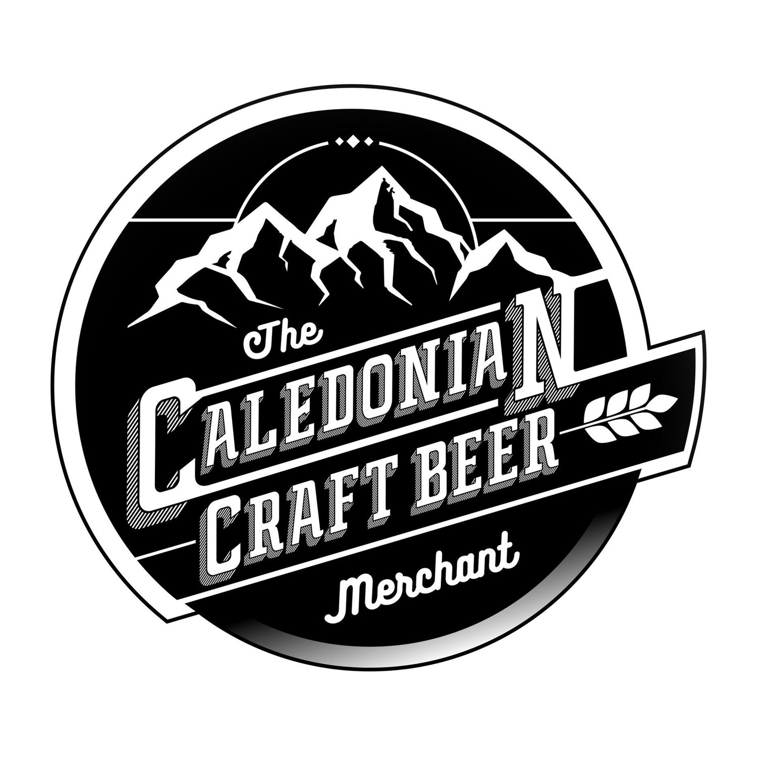 The Caledonian craft beer merchant