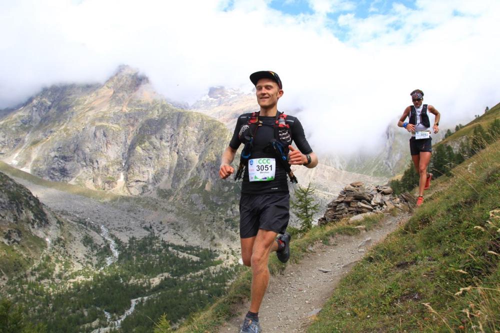 Weston Hill - runner and adventure-seeker