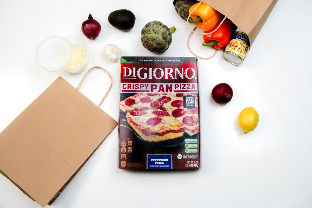 Digornio Pizza + Food Network