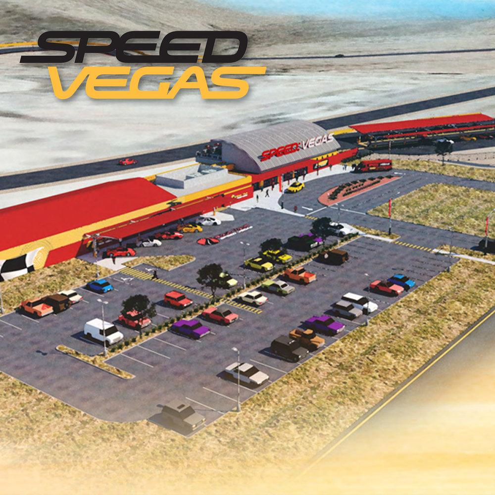 Destination - Speed Vegas, Henderson Nevada