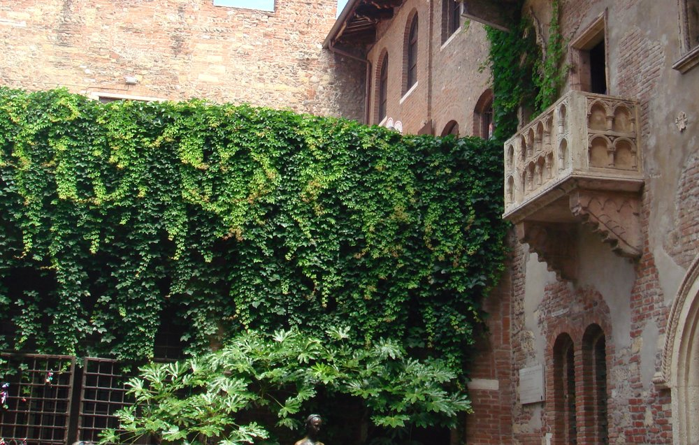 Ballettonet Italy Balcony Juliet's balcony, Verona (Image: Stephanie Waters)