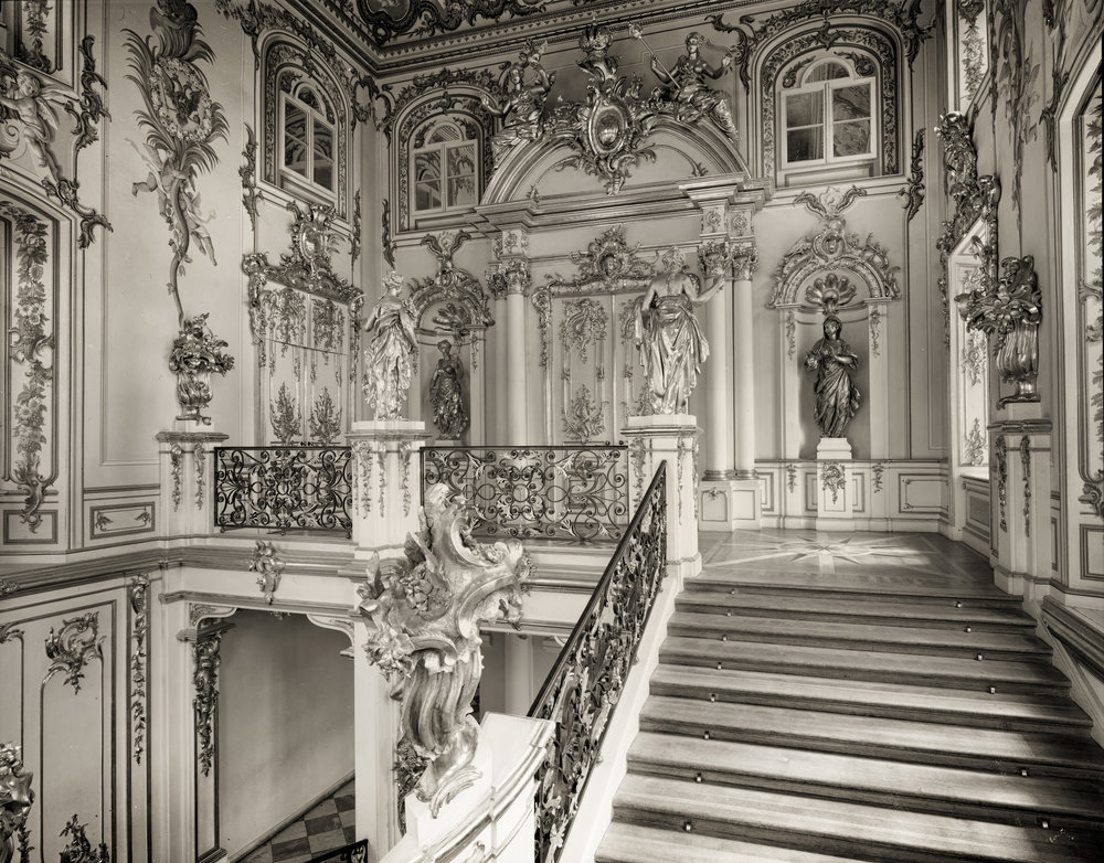 Grand Escalier, Palais de Peterhof 2008