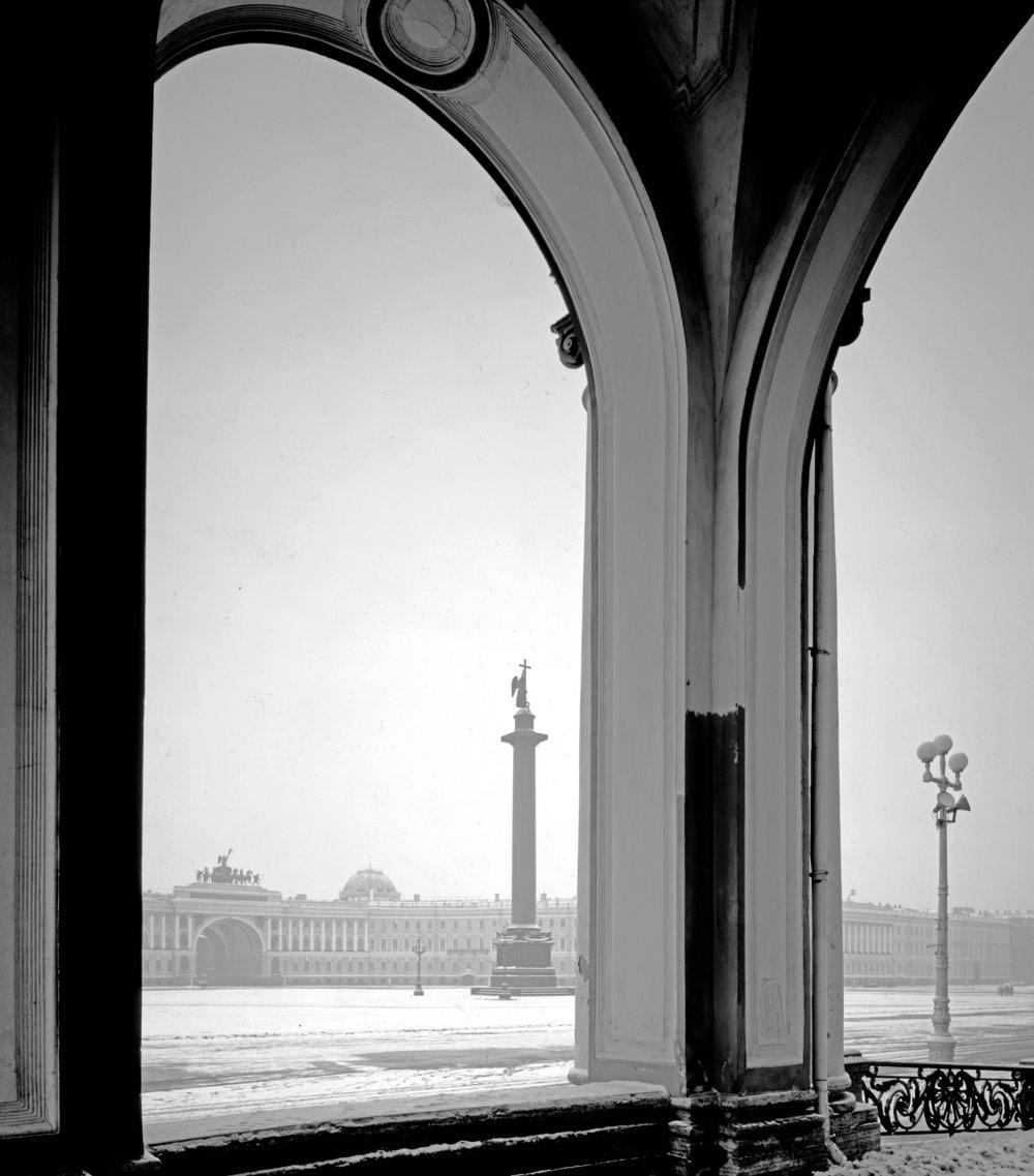 Palace Square - Saint Petersburg 2007