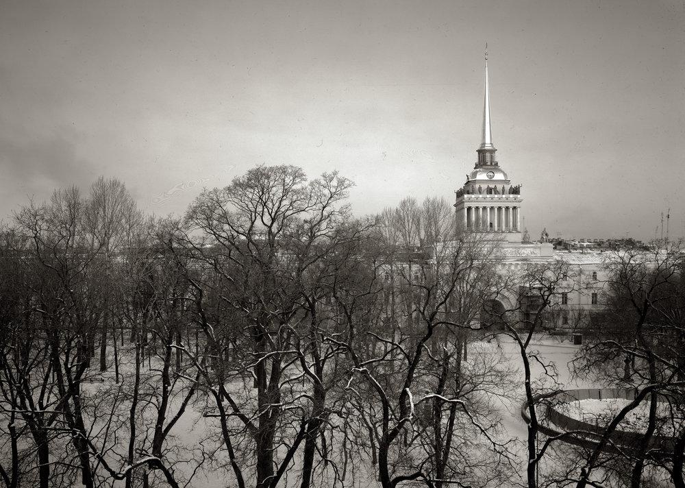 Admiralteysky District  - Saint Petersburg, Russia