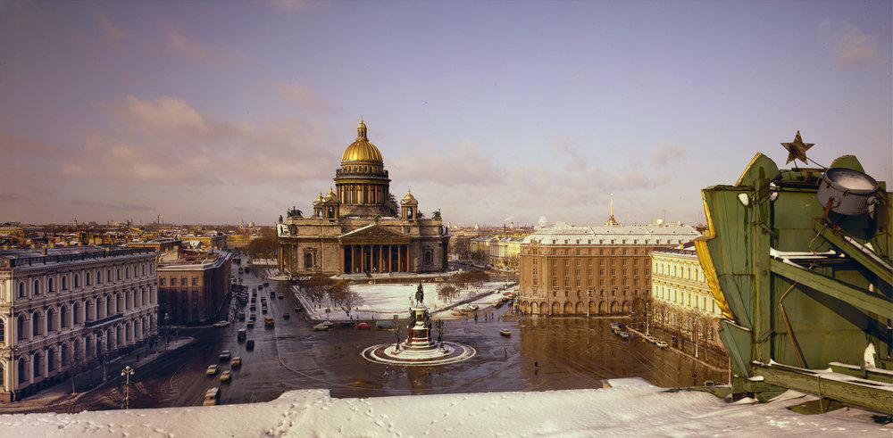 Saint Isaac's Cathedral - St Petersburg, Russia