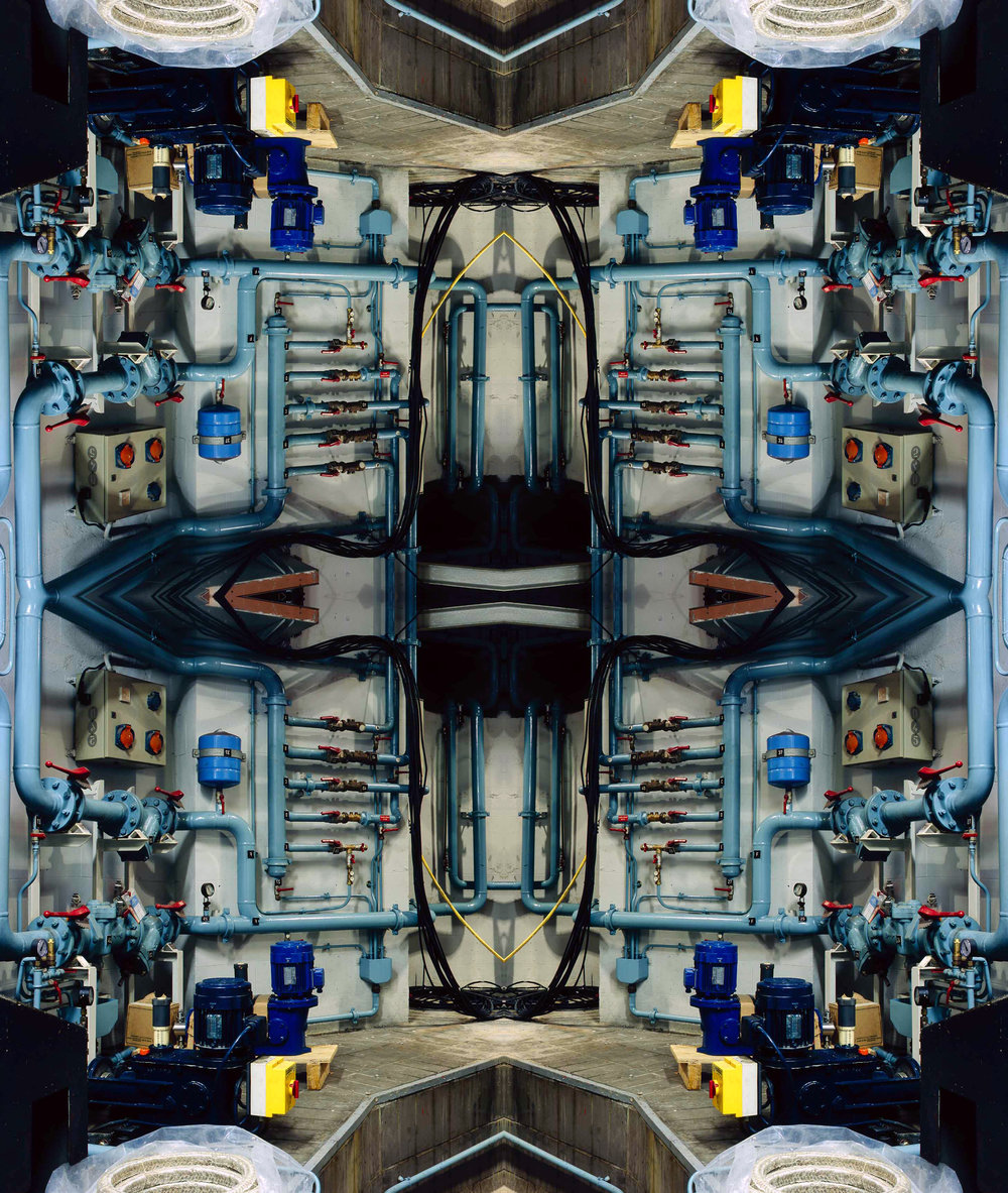 Geomachine VI