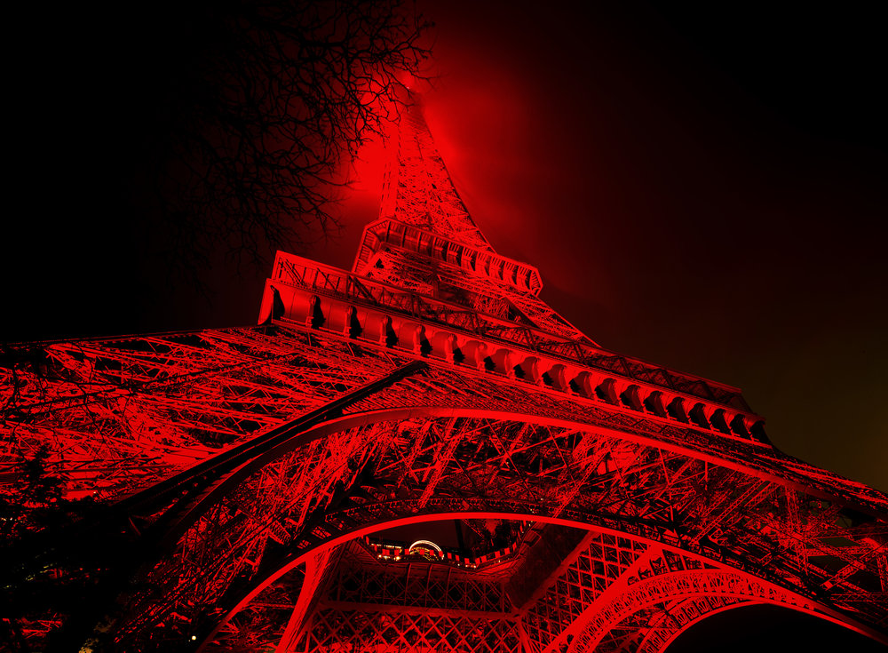 Tour Eiffel Rouge II - Paris (2002)