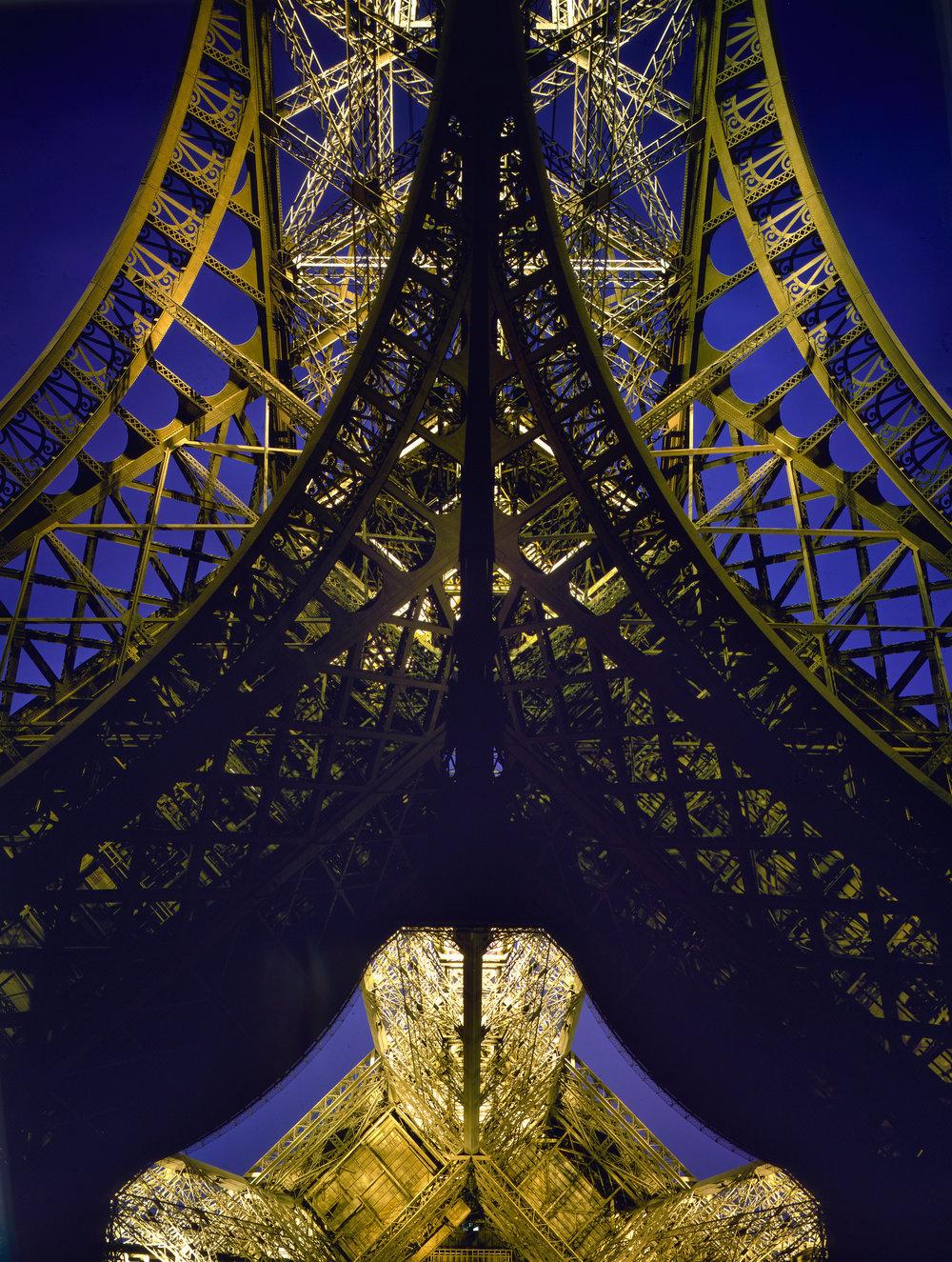 Tour Eiffel III - Paris (2002)