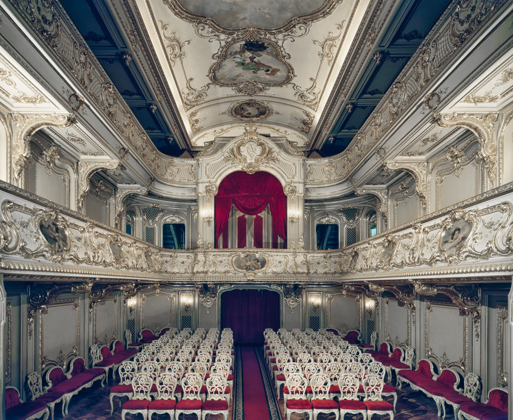 Youssoupov Palace Theatre - Saint-Petersburg , Russia (1995)