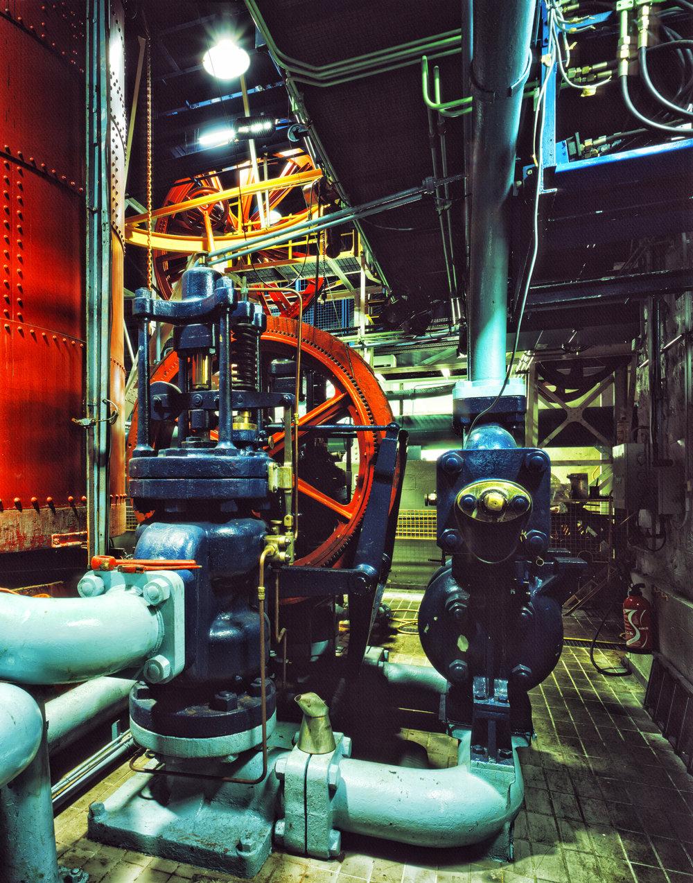 Tour Eiffel - Machinery