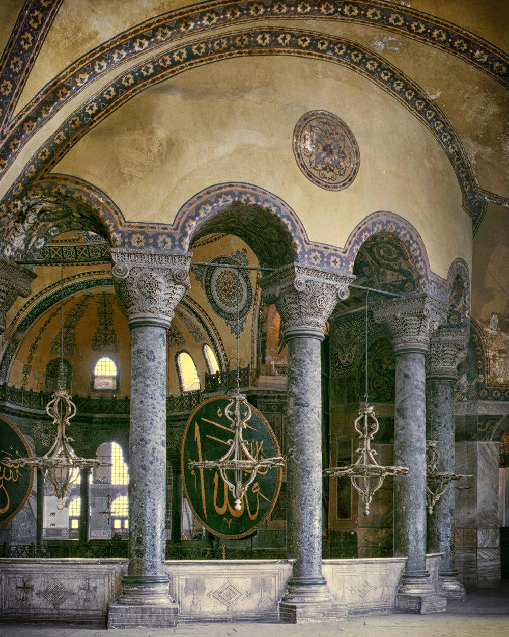 Mosque - Istanbul, Turkey 1997