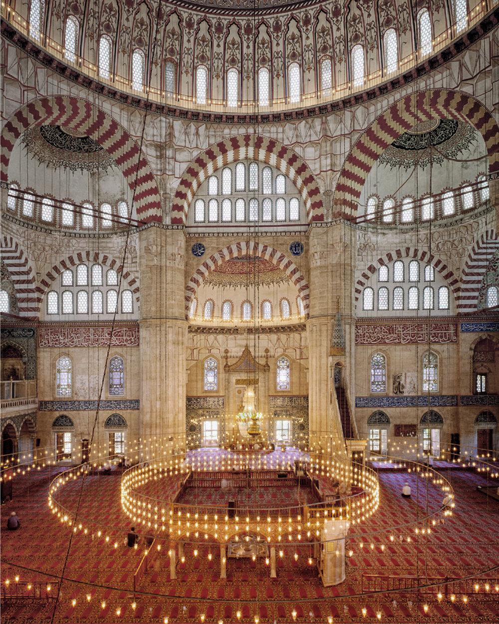 Selimiye Mosque - Istanbul, Turkey 1997