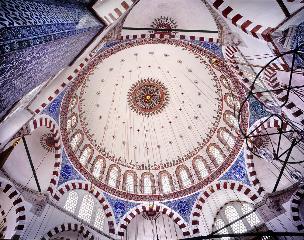 Rustem Pasha Mosque - Istanbul, Turkey 1997