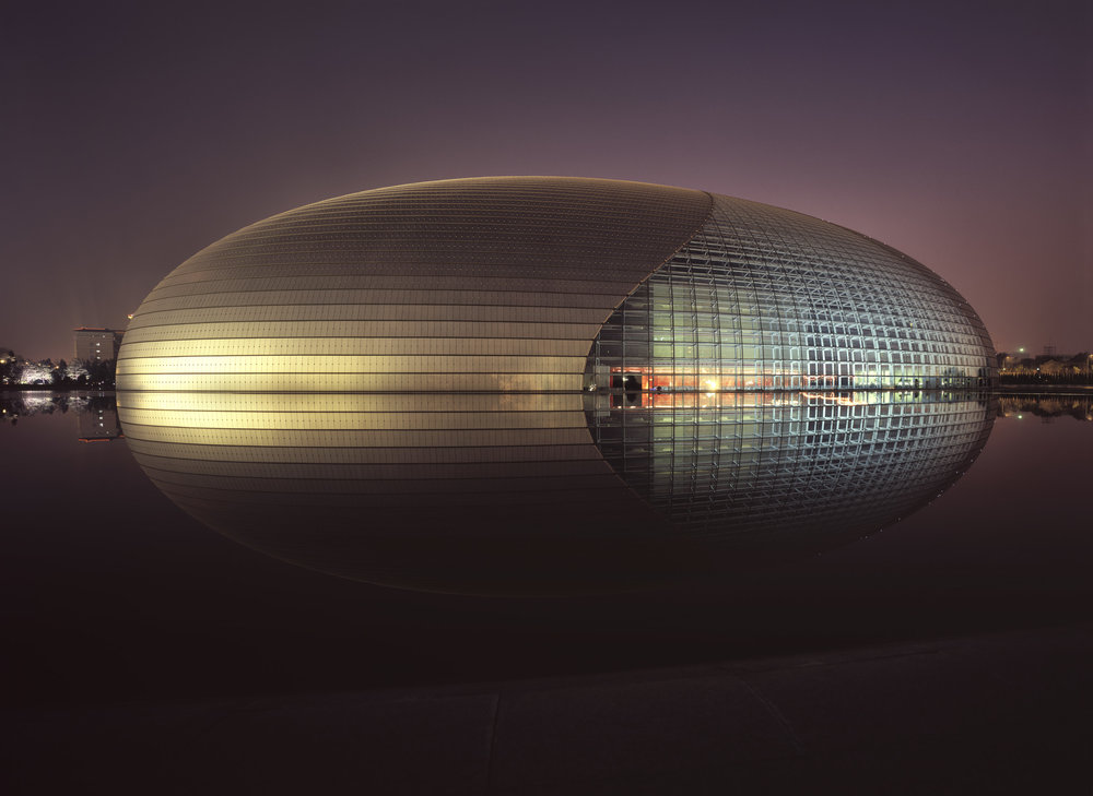 Opera House - Beijing, China 2001