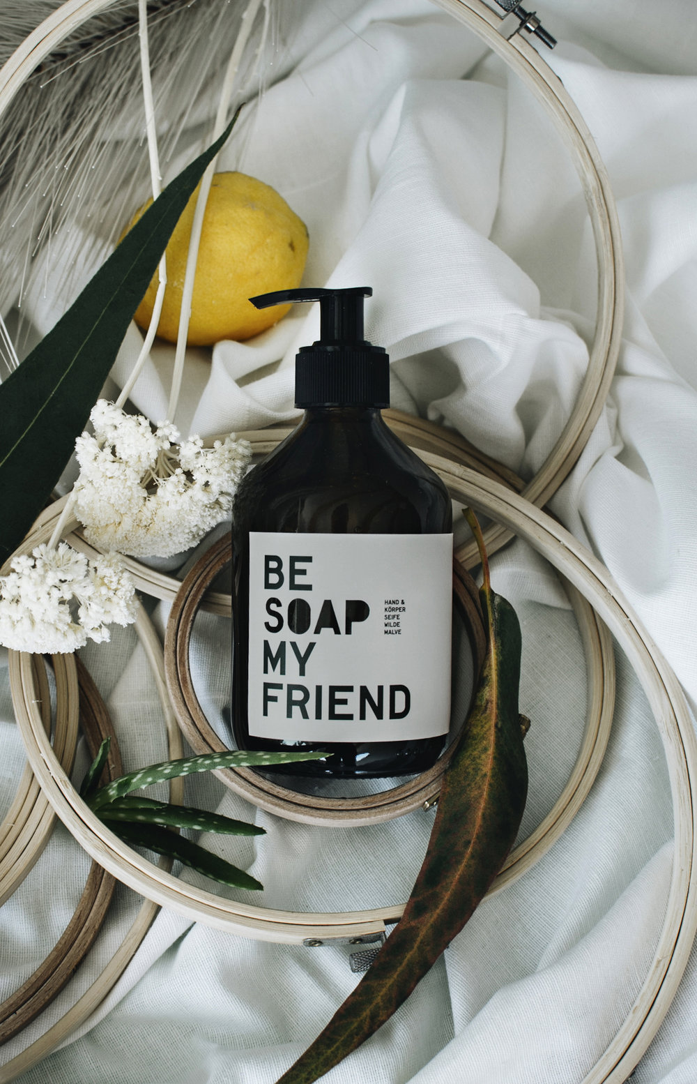 BE SOAP
