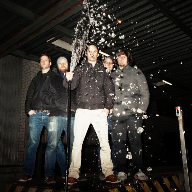Asleep. Band 2014