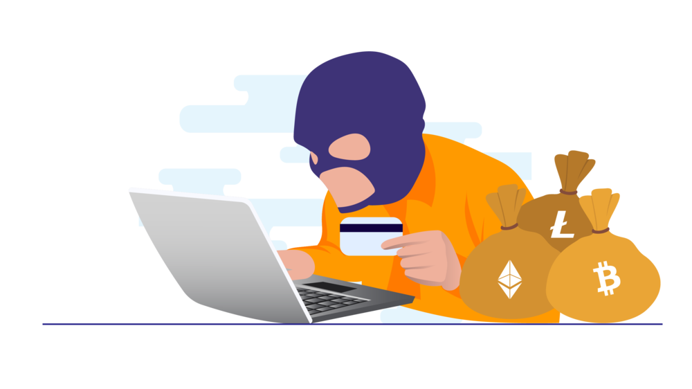- How do you know that the digital assets won't be hacked (traditional bank websites get hacked all the time)? Or that your physical assets won't be stolen (bank robberies) or taken by fraud (enough examples in real estate)?
