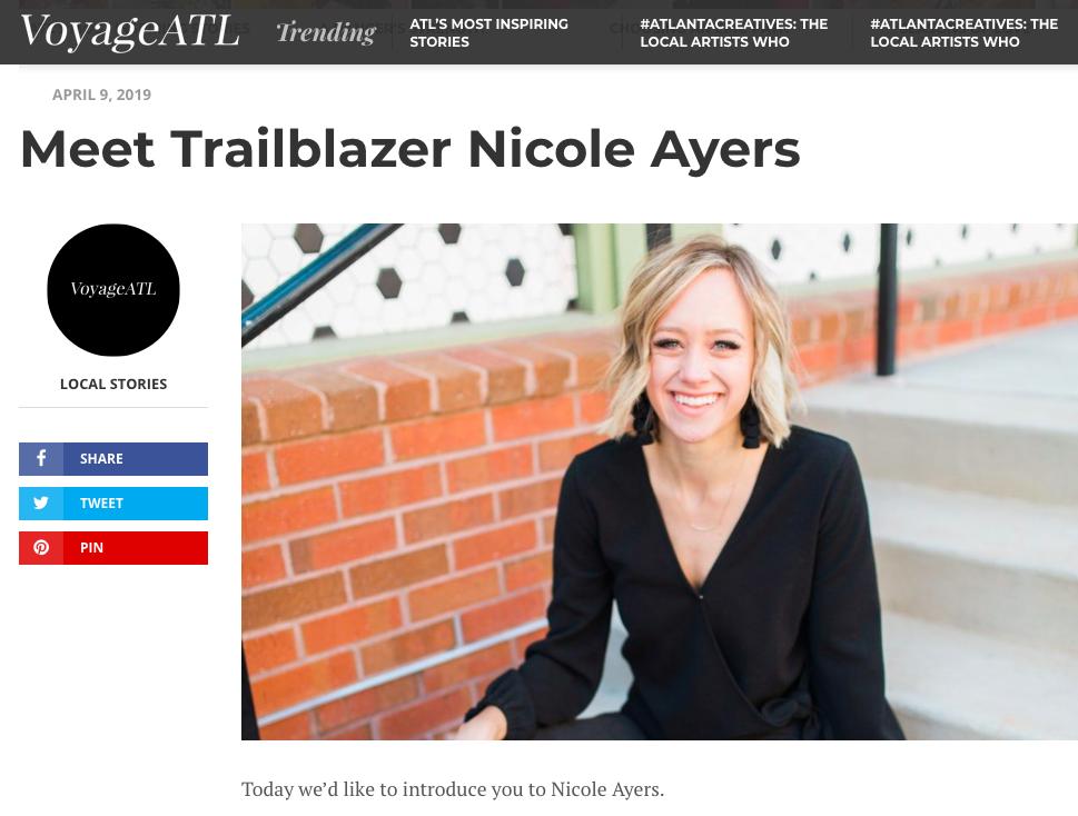 VoyageATL Trailblazers