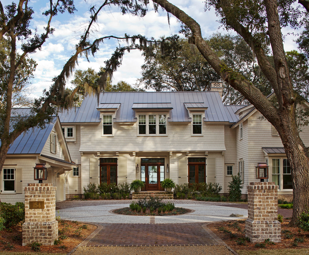 Palmetto Bluff Residences - Bluffton, South Carolina    Work associated with     Witmer Jones Keefer      Ltd.