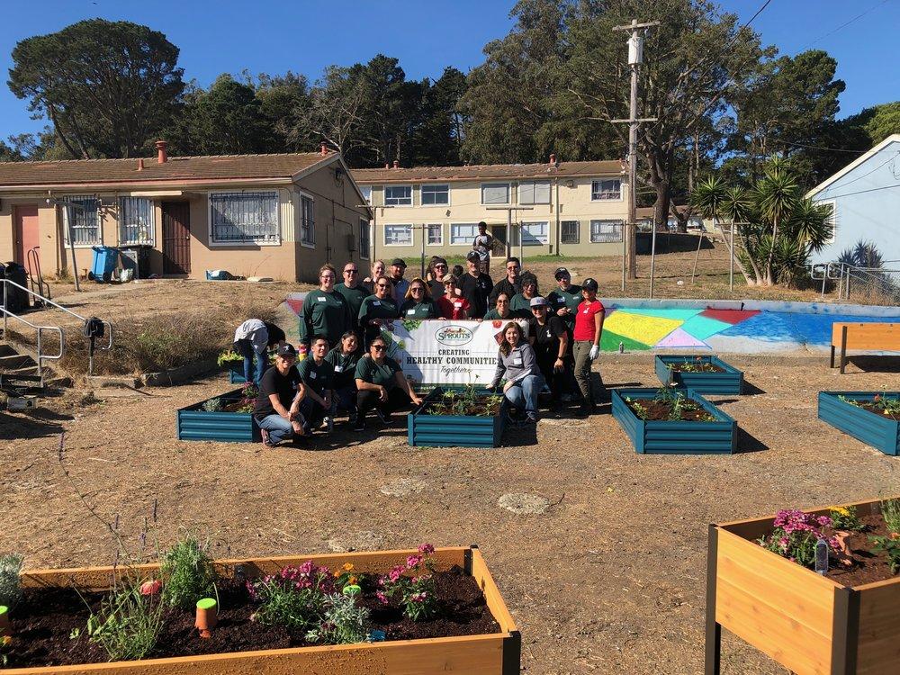 New Sunnydale Community Garden