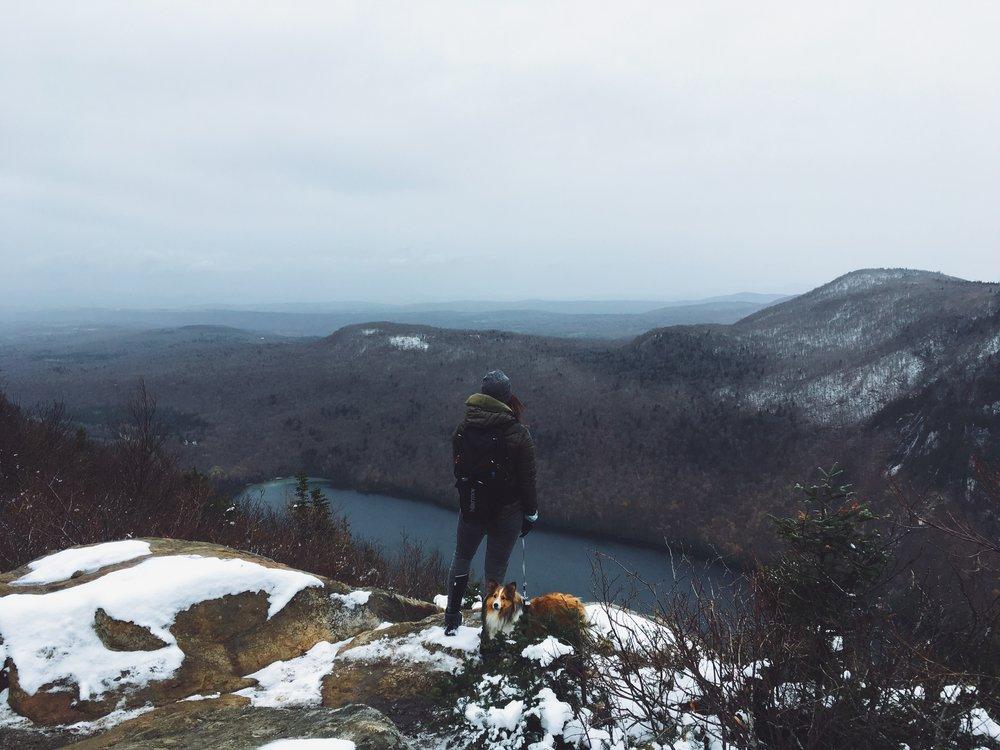 mont-pisgah-randonnee-chien-north-trail-vermont