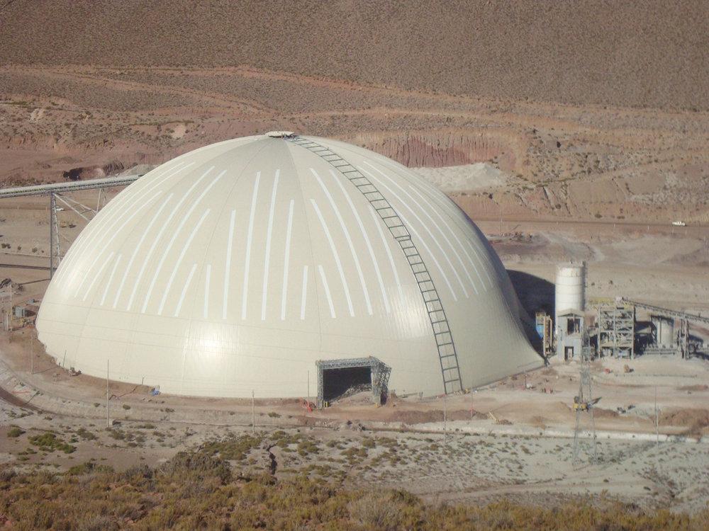 San Cristobal dome