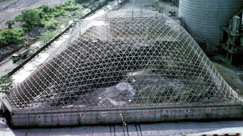 Lucky Cement, Taiwán