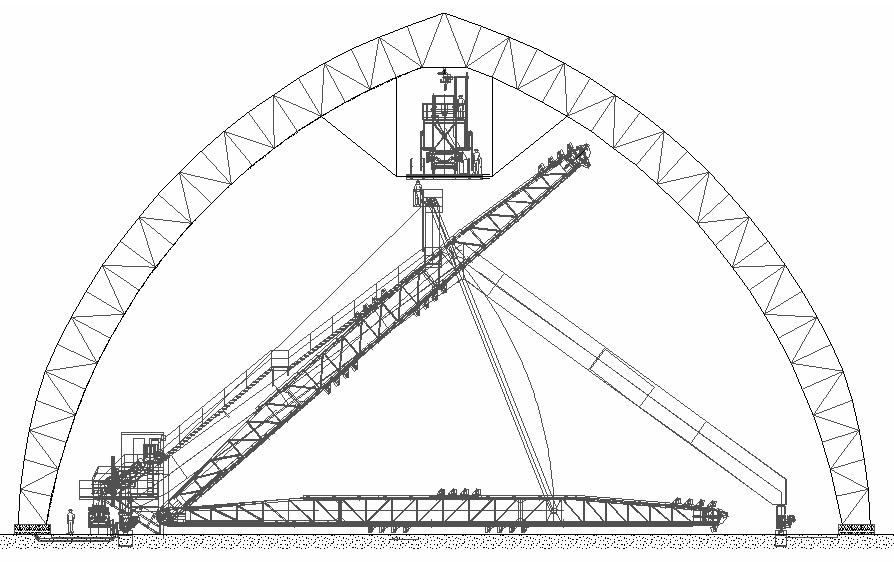 Aguda: Esta geometría está diseñada para soportar amplias cargas como pasillos o trippers, y reduce la acumulación de nieve.