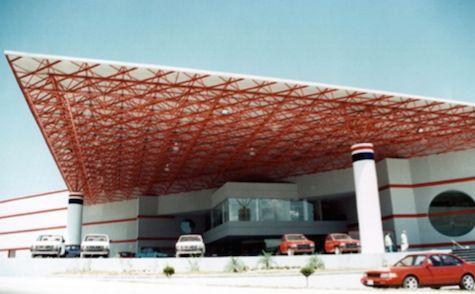 Mismo concepto, nuevo siglo: diseños de forma libre que llevan la delantera en el mercado de estructuras.