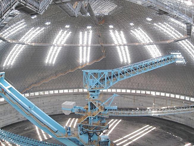Tai Power interior view