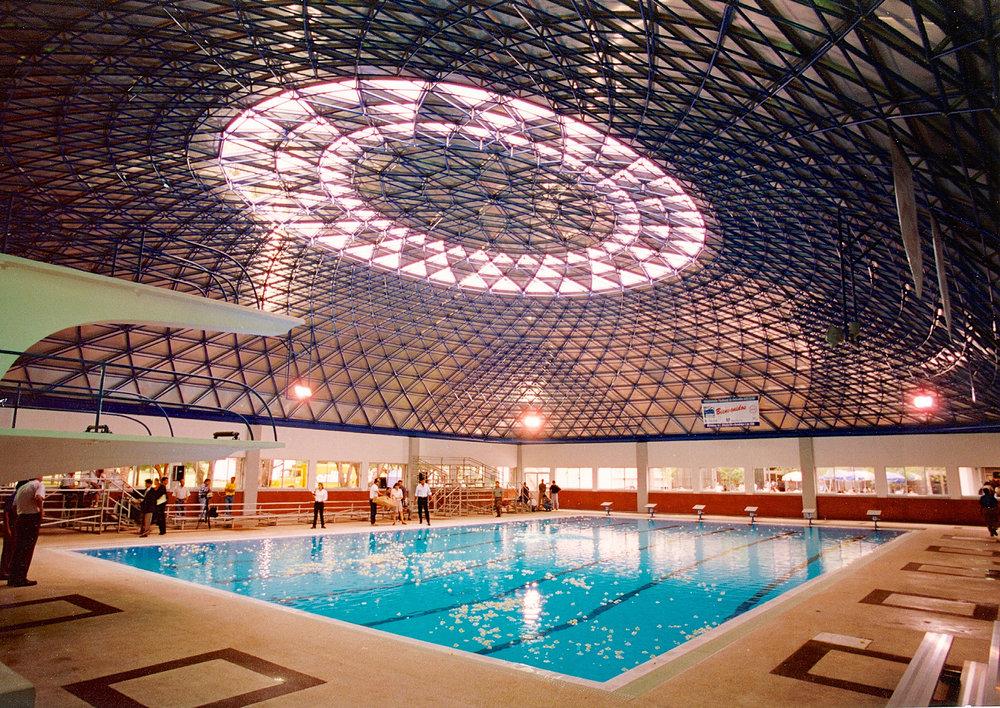 Freedome pool enclosure