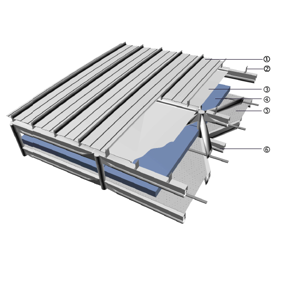 Acoustic Ceiling 2