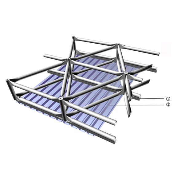 Internal Metal Cladding